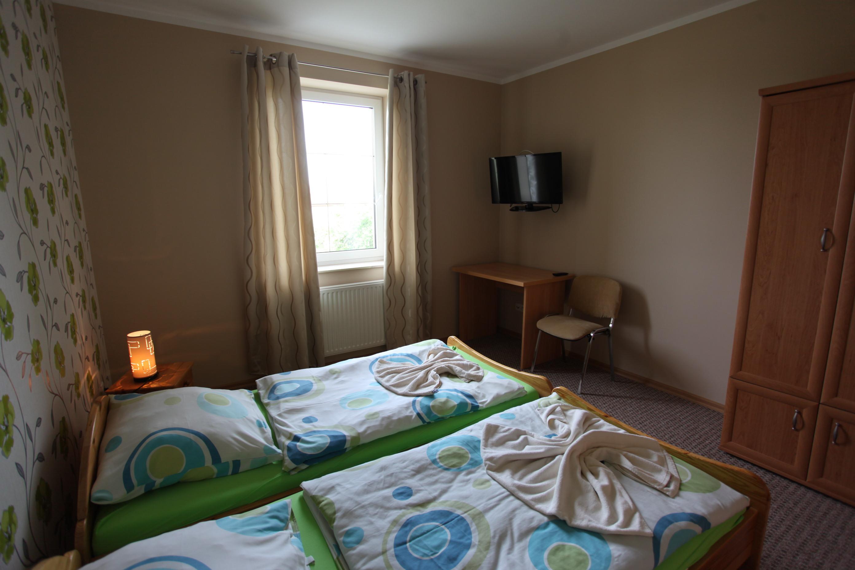 Wnętrze jednego z pokoji cz. 4