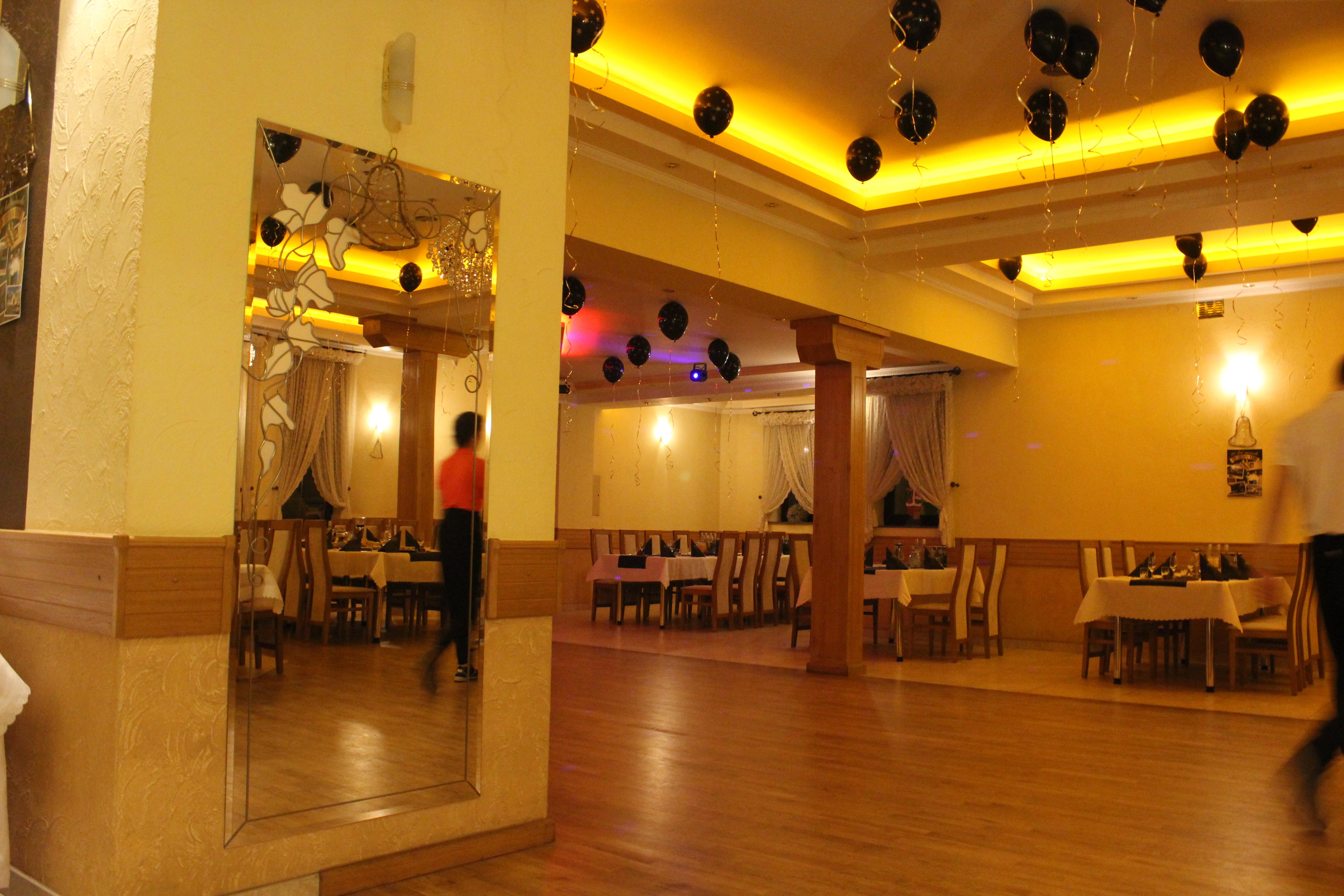 Wnętrze sali weselnej cz. 4